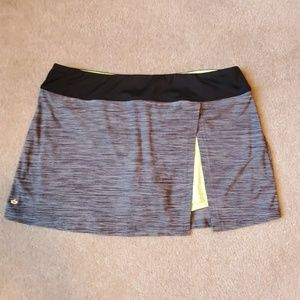 Bolle high performance tennis skort size Large